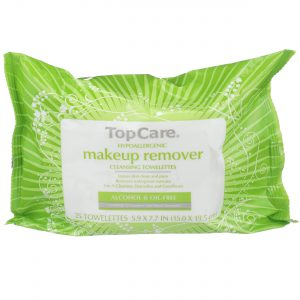 Makeup Remover & Cleansing Cloths, Oil Free