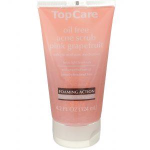 Oil-Free Acne Scrub Pink Grapefruit Salicylic Acid
