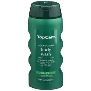 Spring Fresh Men's Body Wash