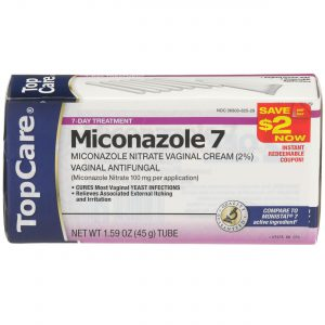 Miconazole 7 Vaginal Antifungal