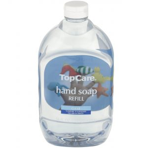 Clear Hand Soap, Refill