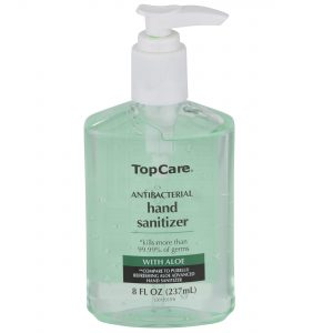 Aloe Antibacterial Hand Sanitizer