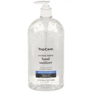 Antibacterial Hand Sanitizer with Vitamin E