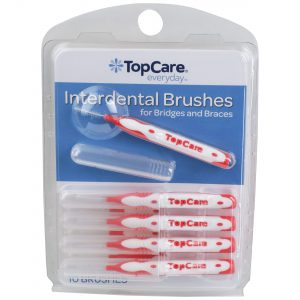 Interdental Brushes for Bridges and Braces