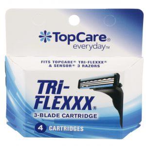 Tri-Flexxx 3 Blade Men's Razor Cartridges