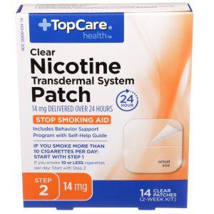 Nicotine Patch Step 2 14Mg 14 Ct