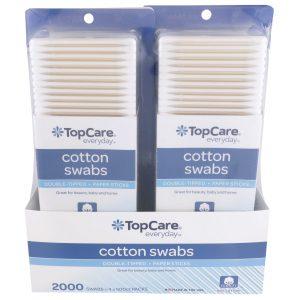 Paper Cotton Swabs