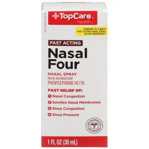 Fast Acting Nasal Four Nasal Spray 1 Oz