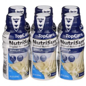 NutriSure Nutrition Shake Original Vanilla 6 Bottles / 8 Oz