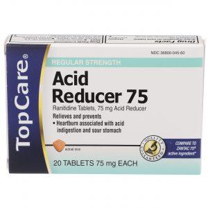 Acid Reducer Tablet 20 Ct