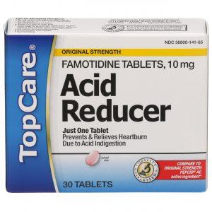 Acid Reducer Tablet 30 Ct