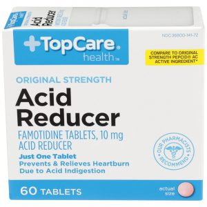Acid Reducer Tablet 60 Ct