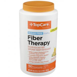 Fiber Therapy Sugar Free Orange 36.8 Oz