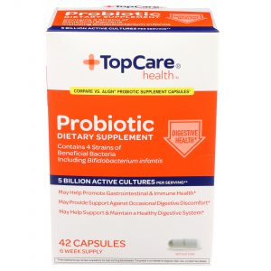 Probiotic Dietary Supplement Capsule 42 Ct