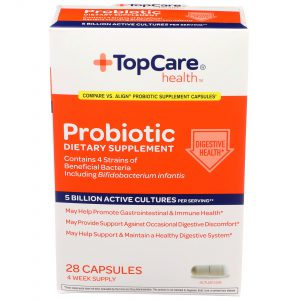 Probiotic Dietary Supplement Capsule 28 Ct
