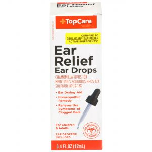 Ear Relief Drops .4 Oz