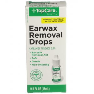 Ear Wax Removal Drops .5 Oz