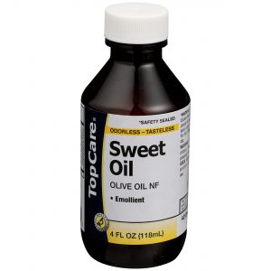 Sweet Oil 4 Oz
