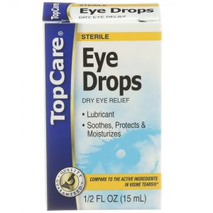 Eye Drops Natural Tears Formula 0.5 Oz