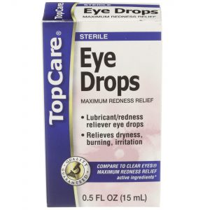 Eye Drops Maximum Redness Relief 0.5 Oz
