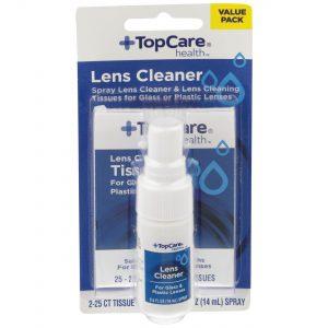 Lens Cleaner Spray & Tissues