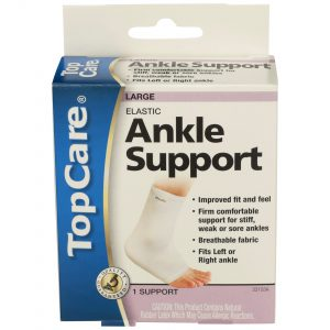 Ankle Support Elastic L