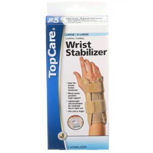 Carpal Tunnel Wrist Stabilizer L/XL