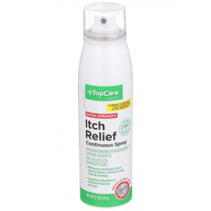 Extra Strength Itch Relief Continuous Spray 2.7 Oz