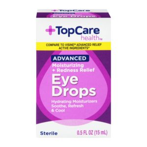 Eye Drops Advanced Moisturizing + Redness Relief 0.5 Oz