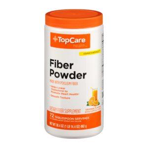Fiber Powder Orange 30.4 Oz