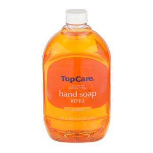 Amber Antibacterial Hand Soap, Refill
