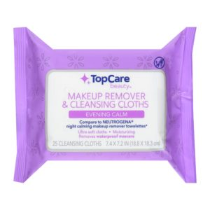 Makeup Remover & Cleansing Cloths, Evening Calm