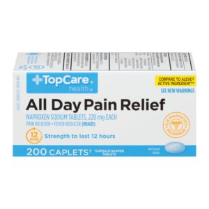 All Day Pain Relief Caplet 200 Ct
