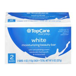 White Moisturizing Beauty Bar