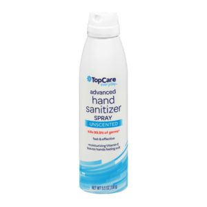 Advanced Hand Sanitizer Spray