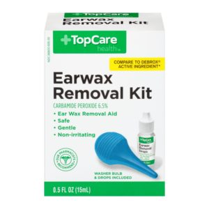 Earwax Removal Kit