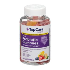Adult Probiotic Gummies 60 Ct
