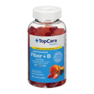Fiber + B Gummies Sugar Free 90 Ct