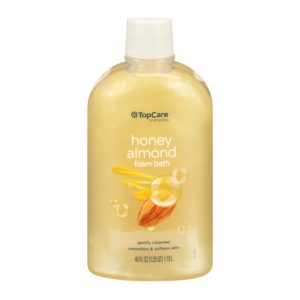 Honey Almond Foam Bath
