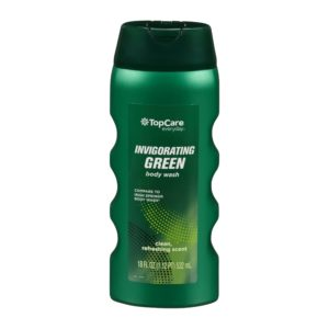 Spring Fresh Men's Body Wash